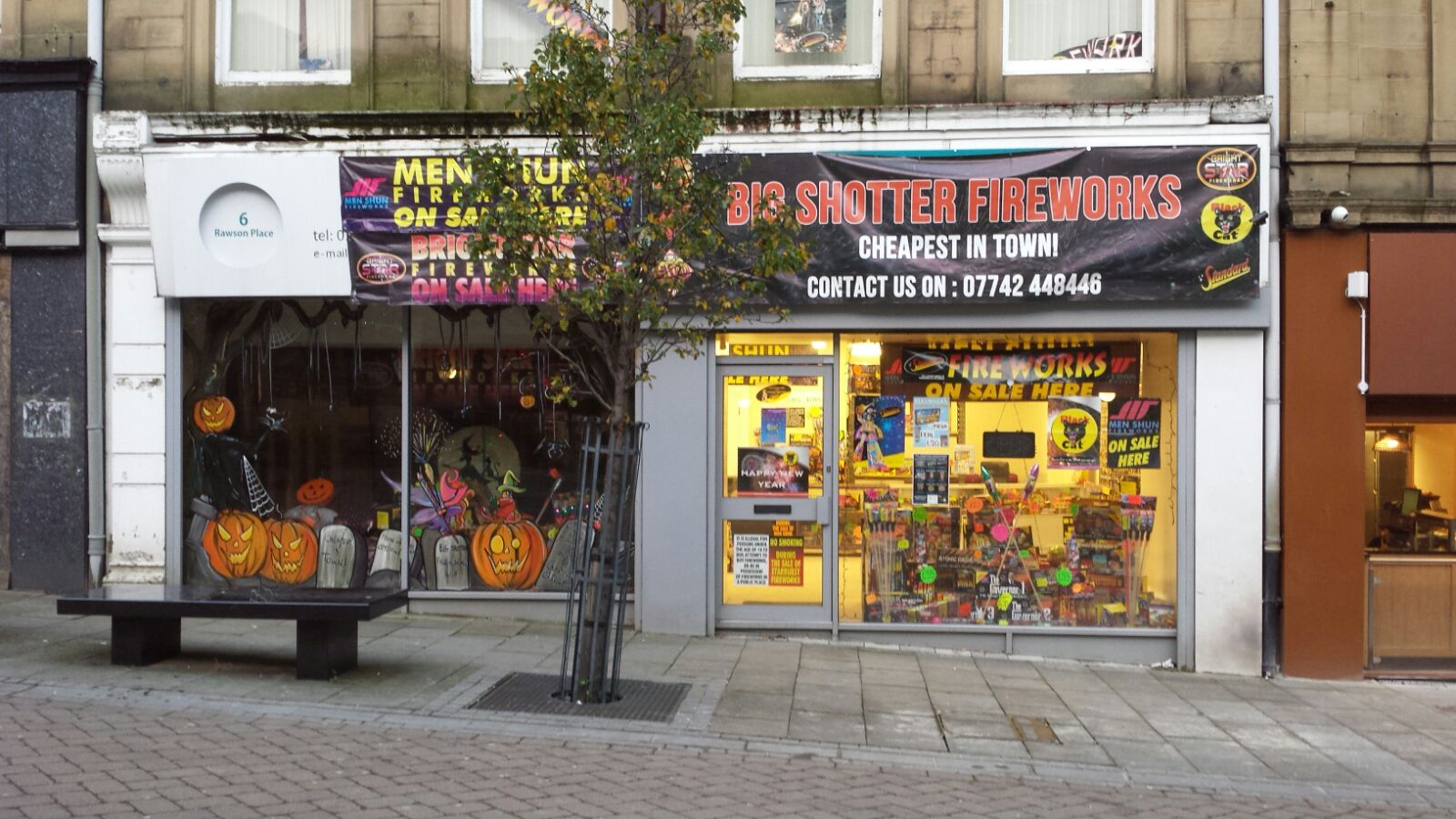 Retail Unit – City Centre – Bradford – BD1