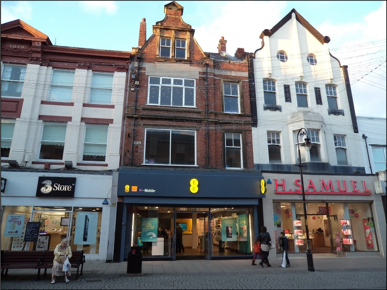 Retail Shop – 54-56 King Street – South shields – NE33 1HZ